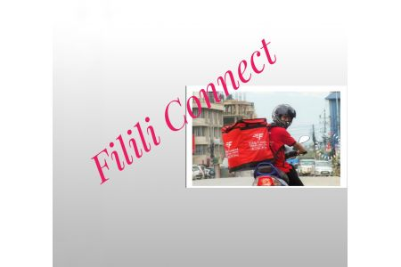 """""""Filili Connect 'for Online Food And Parcel Delivery Services"""