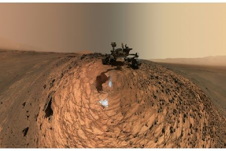 Life on Mars proved to be Possible
